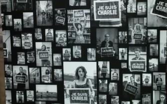 Exposition : 1 an de portraits pour la liberté d'expression